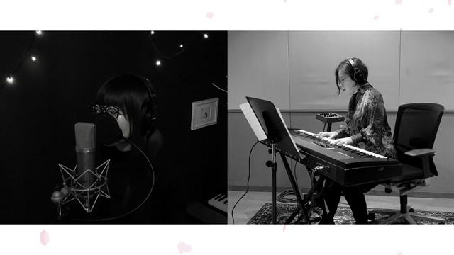 Aimer×梶浦由記「春はゆく」セッション動画YouTubeで今夜プレミア公開(コメントあり) #Aimer #梶浦由記