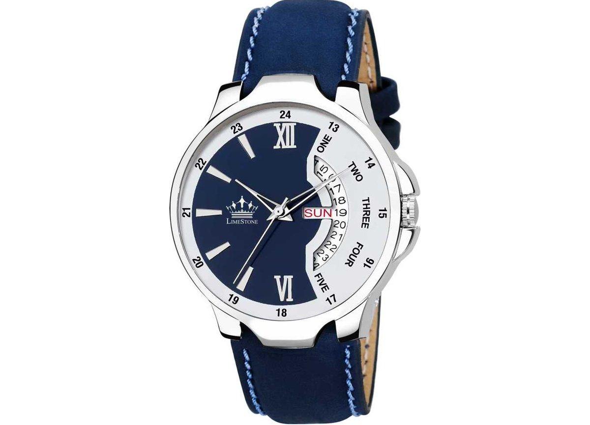LimeStone  Analog Watch For Men  Check Price - http://fkrt.it/baPhDcNNNN  #Watch #Watches #AnalogWatch #Watchmen #mensWear #multifunction #Flipkart #flipkartseller #onlineshopping #onlineshop #shoponline #shop #shoppingqueen #shopsmall #ShopLocal #ShopeeMY #men #mensFashionpic.twitter.com/n5A2CUbjhv