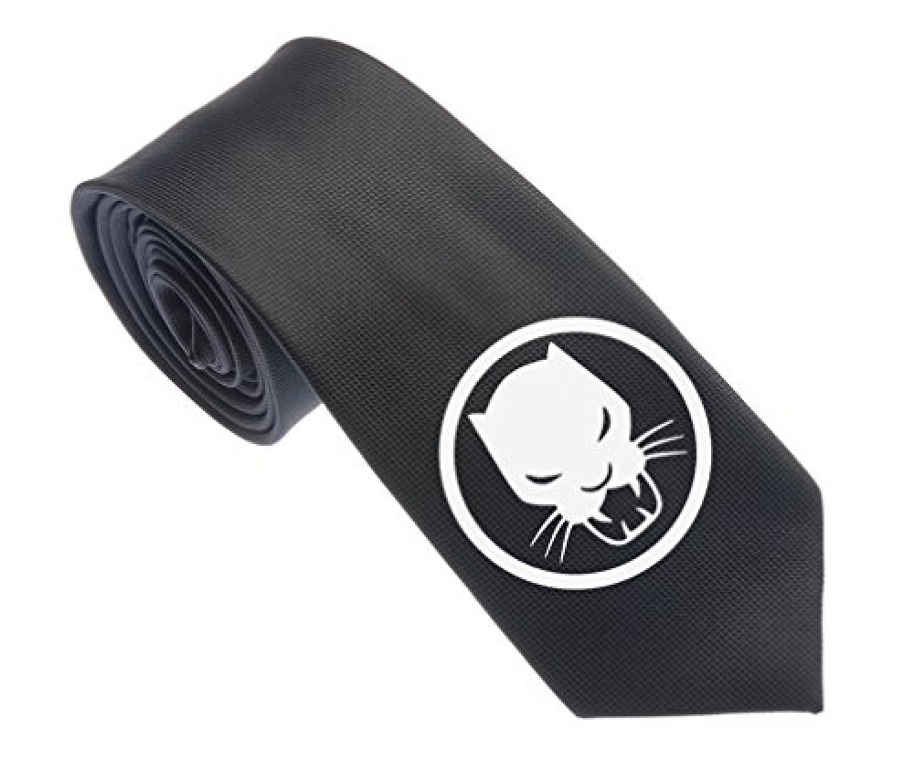 """Up to 60% Discount! 24 HOURS ONLY! Gift yourself with Uyoung Black Panther Symbol Multi-colored Men's Woven 2.5"""" Skinny Tie #giftsforher #giftforhim #giftidea #actioncityonline #onlinestore #onlinestores #actionfigurecollector #actionfigures4salepic.twitter.com/EOW1gTjgTH"""