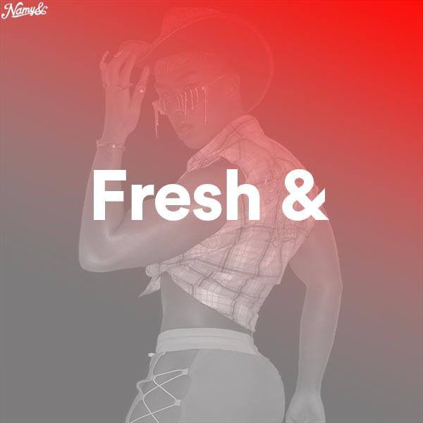 『Fresh &』@SpotifyJPNamy& ( @731andinc  )セレクトによるプレイリスト今週も更新。先週の洋楽・J-POPニューリリース約50曲。This Week Cover:  Aisho Nakajima@aishooo74#playlist #プレイリスト #Freshand #Sunday #NewMusicSunday#Spotify