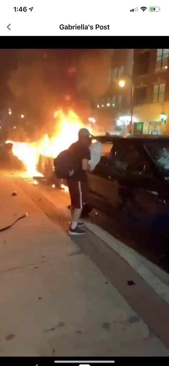 @AlexaSkonieski @WOODTV Set on fire by a WHITE MAN. https://t.co/hzL4M0deyv