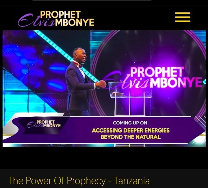 1 Corinthians 13:2  And though I have the gift of prophecy, and understand all mysteries, and all knowledge; The Prophetic Grace enables you understand all mysteries of life.  #ProphetElvisMbonye  http://Www.prophetelvis.compic.twitter.com/2Eeb1CvQox