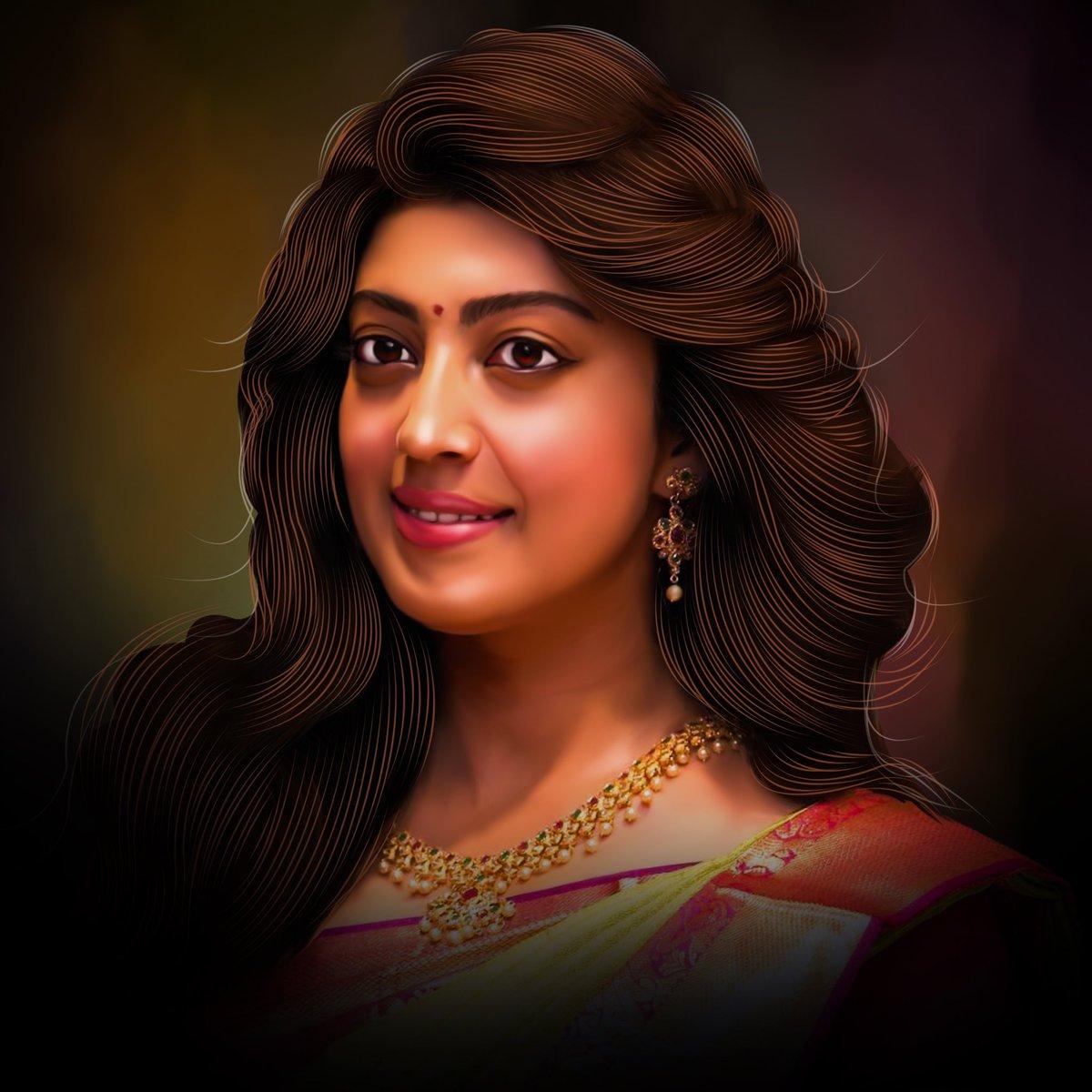 Digital Smudge Art With #Me #Pranitha @pranitasubhashpic.twitter.com/YKA6aOHHI4