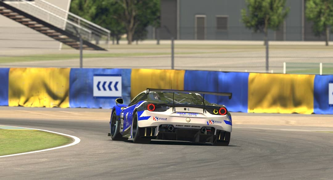 Hope everyones has been having a good weekend. Today we are participating in the iRacing Endurnace Le Mans Series at Le Mans in our Ferrari 488 GTE driven by Thijs, Jochem & Birthday Nelson Yester  #upshiftonline #iPitting #craigsetupshop #Simmortal #abruzzi https://t.co/YjnTiCkDjG