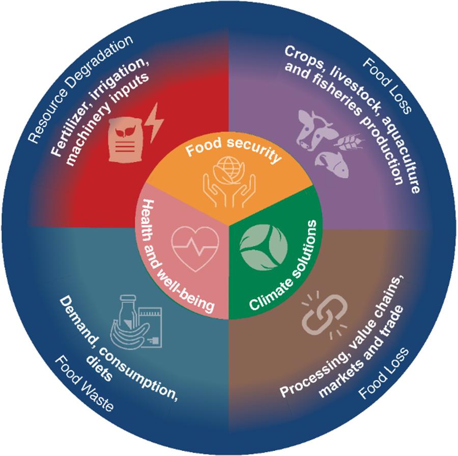 De wereldwijde voedselvoorziening zorgt voor 21-37% van alle broeikasgassen. Ook @NASA pleit voor een meer plantaardig dieet voor het #klimaat, #gezondheid en #biodiversiteit: https://t.co/7kse13MRef https://t.co/YFGnH24AOM
