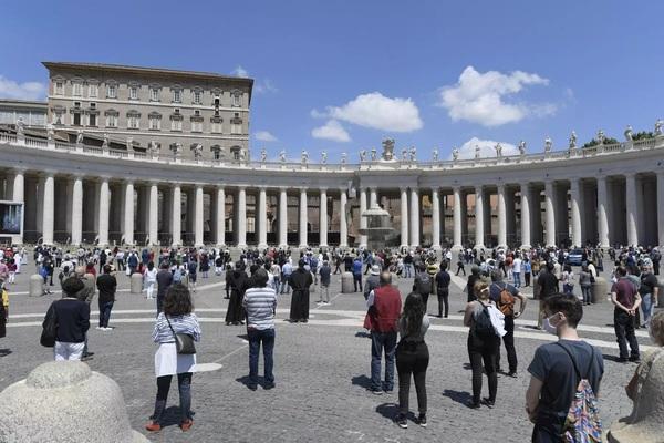 Vatican News via AP