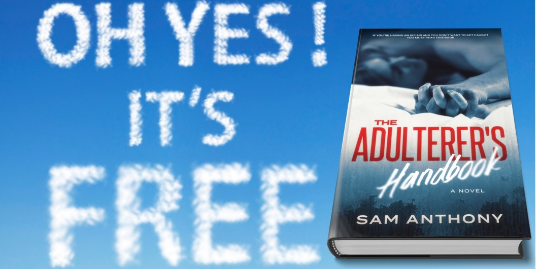 Last day #FREE!  The Adulterer's Handbook: A Novel #PsychologicalThriller https://www.amazon.co.uk/dp/B07QBQZVXS https://www.amazon.com/dp/B07QBQZVXS  #ian1 #iartg #BookBoost #WritingCommunity #amwriting #booklovers #books #bookstoread #reading #bookworm #freebiespic.twitter.com/AT80ZkjjyL