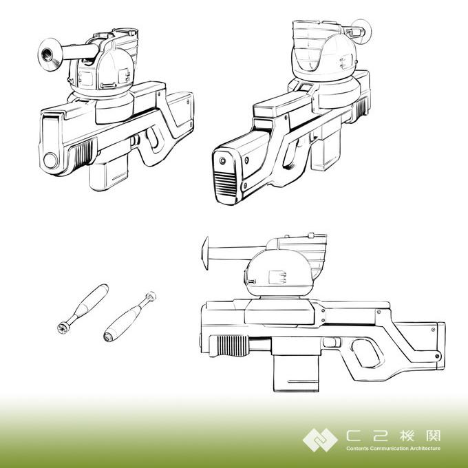 先日実装された「Fletcher Mk.II」。同フレッチャー関連任務で特別実装されたかなり可愛い新型装備、対潜迫撃砲「RUR-4A Weapon Alpha改」!なんとZECOさんが同艦娘兵装設定を清書作画してくれました!ご紹介します!実機もかなり可愛い形ですが、こちらもどうぞご参考下さい!#ウェポン・アルファ