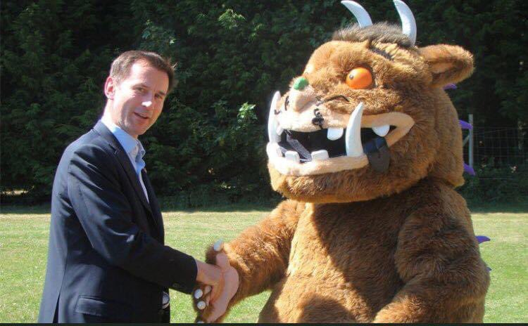"""Leadership worries for Johnson as Jeremy Hunt spotted meeting Tory """"big beasts"""""""