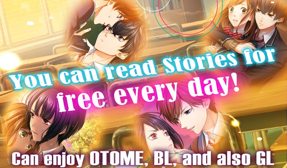 Free #otome game for girls!Can enjoy #bl and #gl ! #FirstLoveStory #otaku #otakugirl #anime #manga
