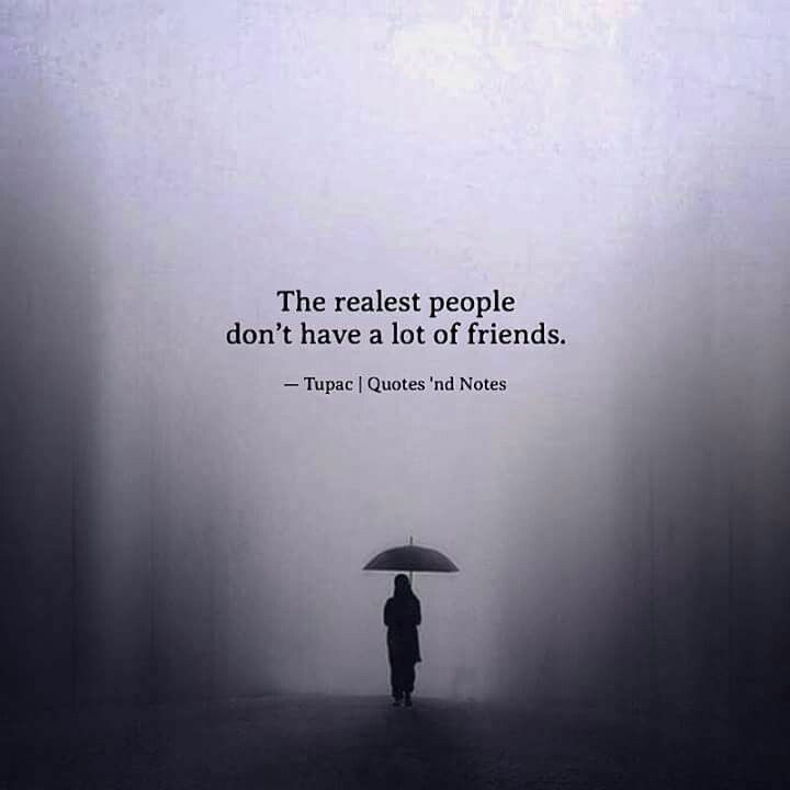 The realest people don't have a lot of friends. #sundayvibes #quotes #thinkbigsundaywithmarshapic.twitter.com/tak0BWgXK0