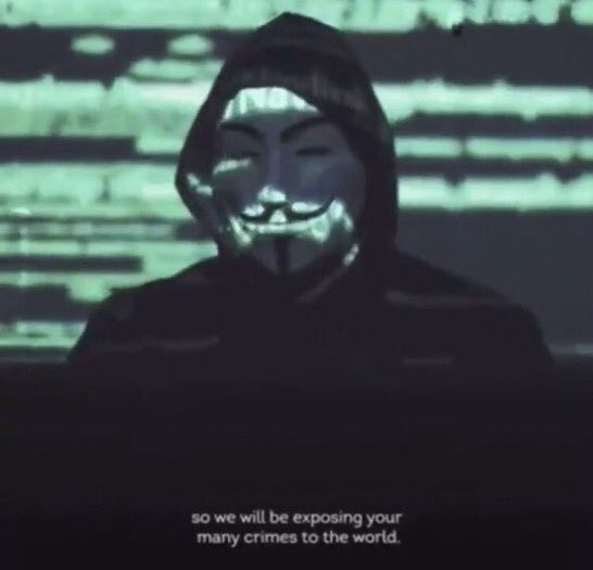 marvel: infinity war is the most ambitious crossover ever made  anonymous, the amish, the witches: hold our signs https://t.co/EbjRCaB4yW