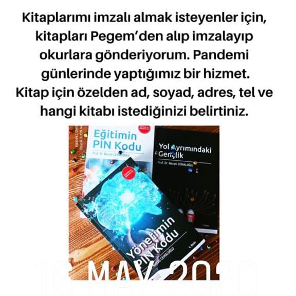 Prof.Dr.  Necati Cemaloğlu hocamızın kitaplarını tavsiye ederim https://t.co/U78WgmpT1B