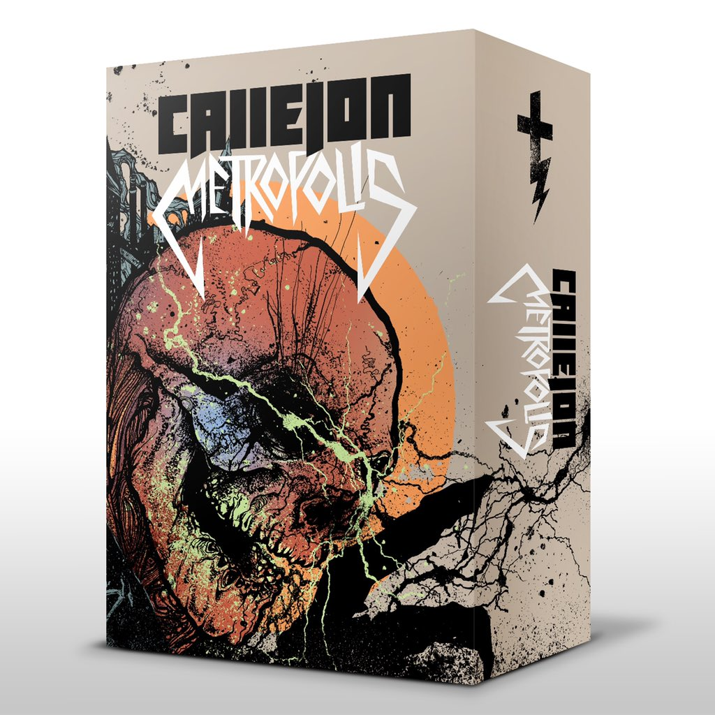 Jetzt auch bei Amazon! Die Metropolis Limited Deluxe Box ist jetzt auch bei Amazon vorbestellbar: http://wmg.click/Callejon_MetropolisAlbumFA…  Vinyl und Digipack natürlich ebenfalls #callejonmetal #metropoliskult #kultmetal #bastibastiart #preorderpic.twitter.com/SckO22G8r0