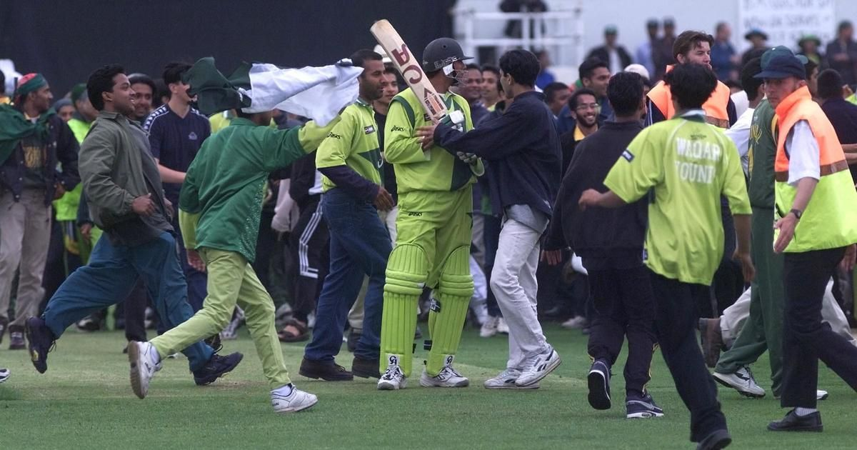 ON THIS DAY (1999): Bangladesh's first World Cup victory against a Test nation! Stunning bowling from Khaled Mahmud and some bamboozling running from Pakistan's batsmen preceded a 62-run result, which was Pakistan's only loss of the group stage. pic.twitter.com/svDADDf5X4