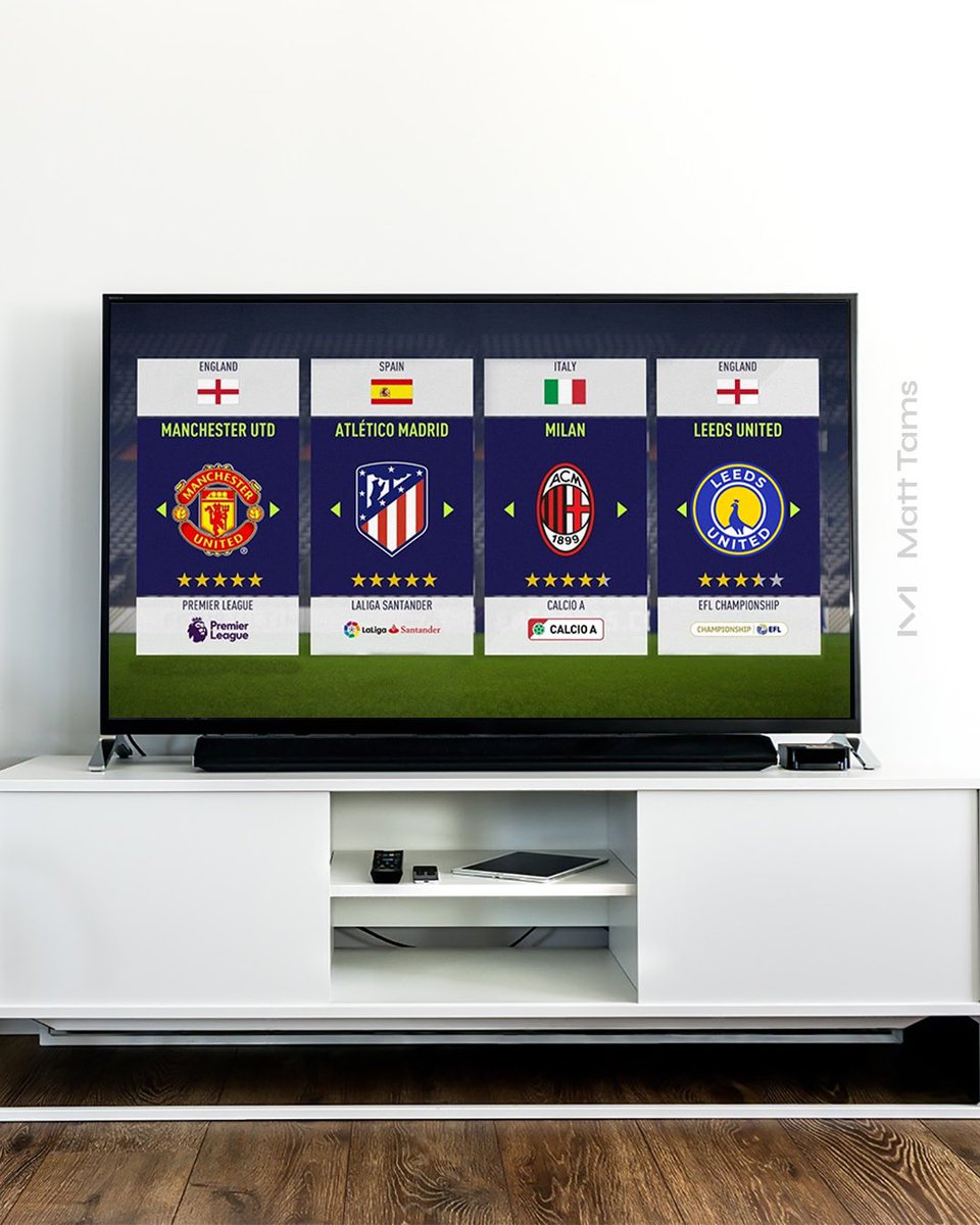 Any football badge now needs to be at home just as much in TV and computer game graphics, on clothing, or as signage, as it does in the stadium. God knows when we'll all be allowed back to pack Elland Road again, but it'll be one hell of a party when we are! #lufc pic.twitter.com/98JnG0miPB