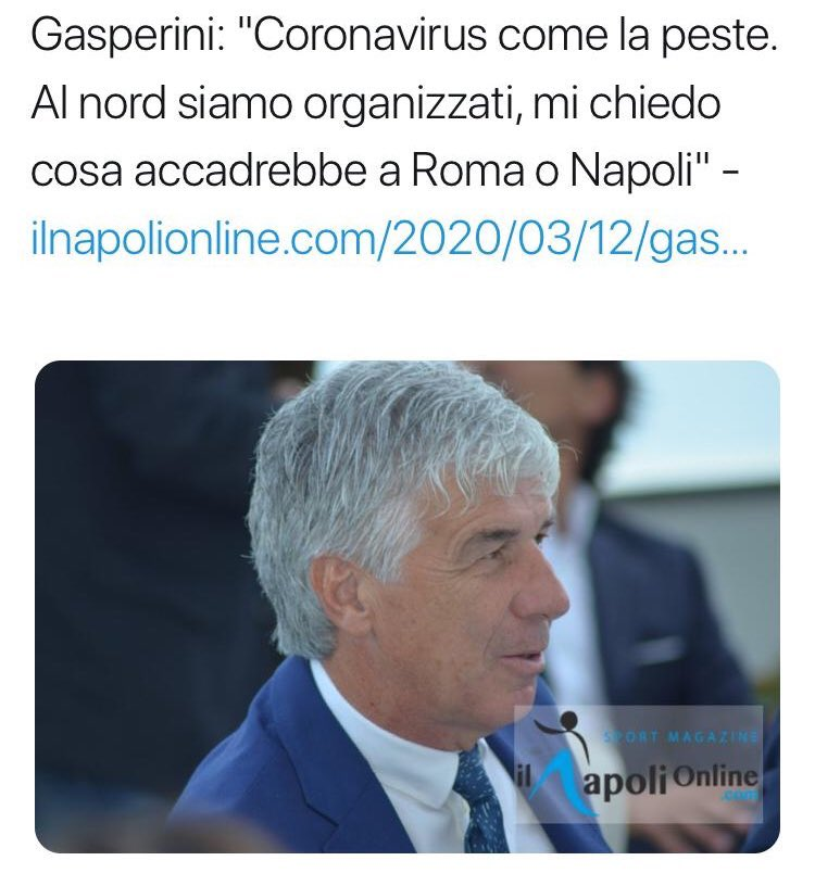 #Gasperini
