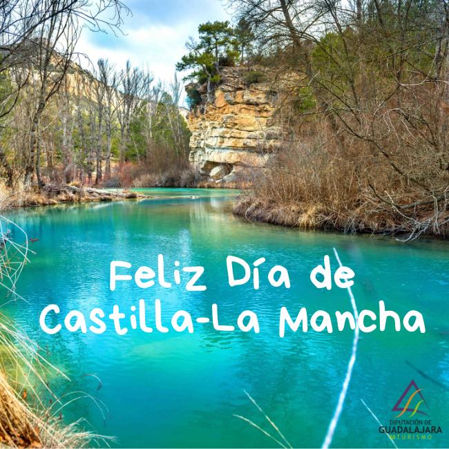 Hoy celebramos el día de Castilla la Mancha! #loquenoesperas #CLMesmuchomas  Cuando vengas descubrirás tesoros como éste. #Guadalajara # CLM #Enunlugardetuvida #presumiendodeGuadalajara #Guadalajaramola https://t.co/MyhvQYnD5N