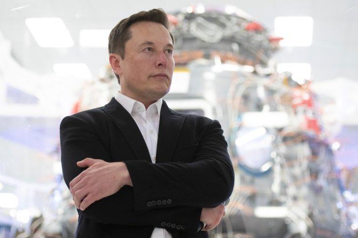 #ElonMusk