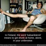 Image for the Tweet beginning: La #Quarantena dei #Finlandesi 😄😄😄