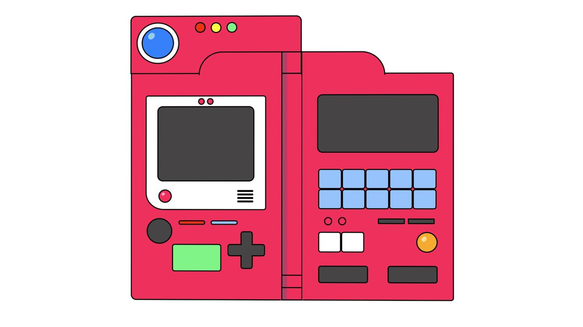 Day 23 - #100DaysOfCode ••• Pure CSS Pokédex This is one of my favorite CSS illustrations so far. I used lots of CSS variables for the different colors and FlexBox for the positioning of the elements. ( http:// codepen.io/alinas_view     )<br>http://pic.twitter.com/dBSYhdFSpM