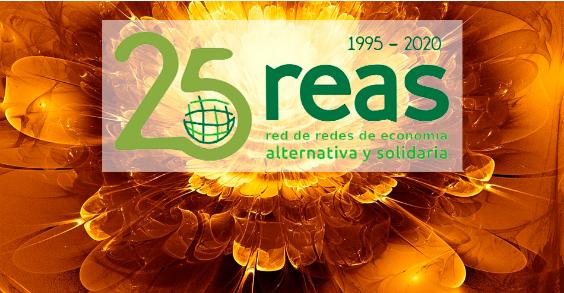 La Economía Social y Solidaria alternativa está de enhorabuena: ya son #REAS25Años, red de la que formamos parte en REASEuskadi. 😍 Zorionak! Nos encanta la revista #PandemiaSolidaria-> https://t.co/mg8jjhjmi6 https://t.co/pyRYhWCasR