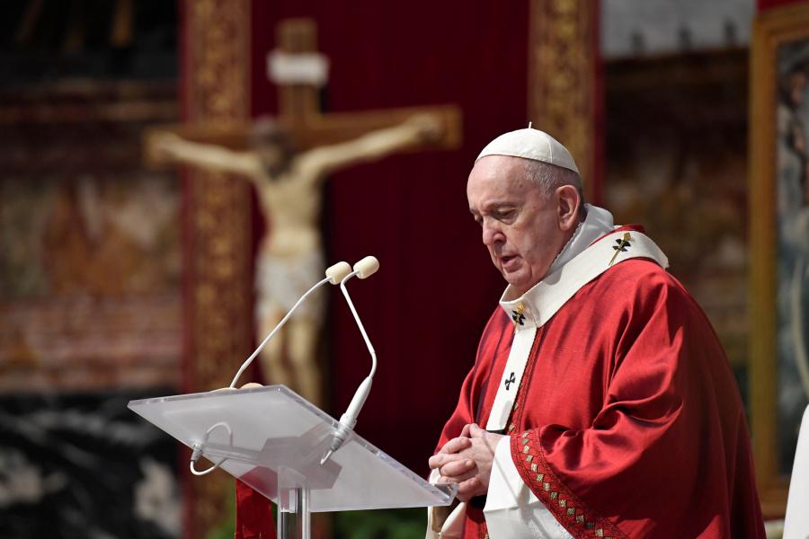 El papa Francisco dice que lo peor de esta pandemia sería el drama de desaprovecharla http://dlvr.it/RXhsv0 #siempreinformadopic.twitter.com/jBbV2mF1qG