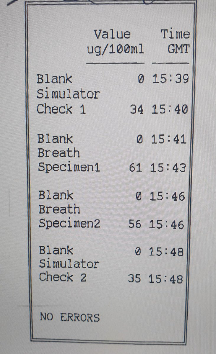 If you are on licence from prison with 1 week left, its best not to overtake police whilst speeding Its also best not to do it whilst under the influence of alcohol #EastCVU had this in @MPSGreenwich Driver blew 56 in custody. Driver arrested, charged &remanded #TDJ #MPSCvu