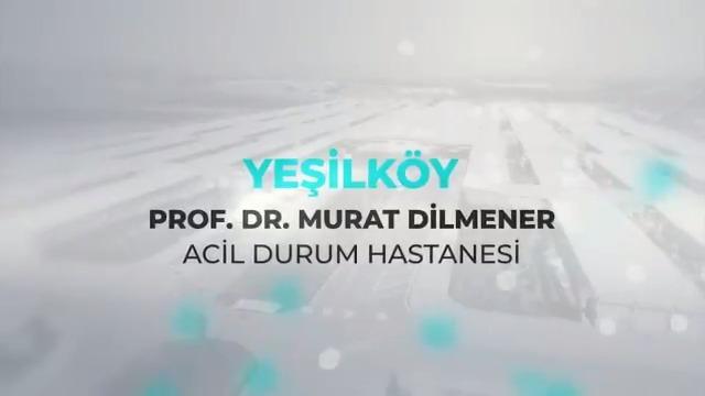 45 gün içinde bitirilmesi sözünü verdiğimiz 1008 yatak kapasiteli Yeşilköy Prof. Dr. Murat Dilmener Acil Durum Hastanesi'ni bugün hizmete açıyoruz. Ülkemize, milletimize hayırlı uğurlu olsun.