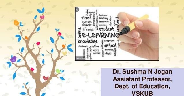 Models of e-learning. Dr. Sushma N Jogan. Slides   #elearning #learning #modelos #modelización #pedagogy #diseño #diseñoinstruccional #instructionalDesign #design #pedagogía #pedagogie #modelizar #modelar