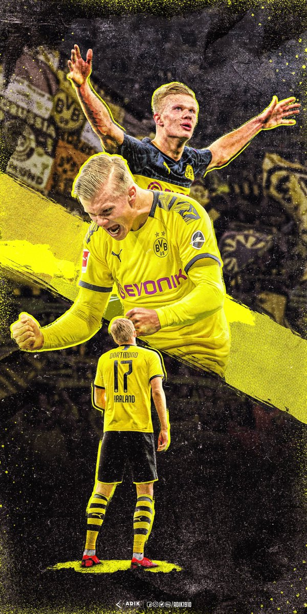 Adik1910 On Twitter New Wallpaper Erlinghaaland X Blackyellow X Bvb Likes And Opinions Appreciated Haaland Bvb Borussia Footballdesign Football Graphicdesign Https T Co Yigvesnyvp
