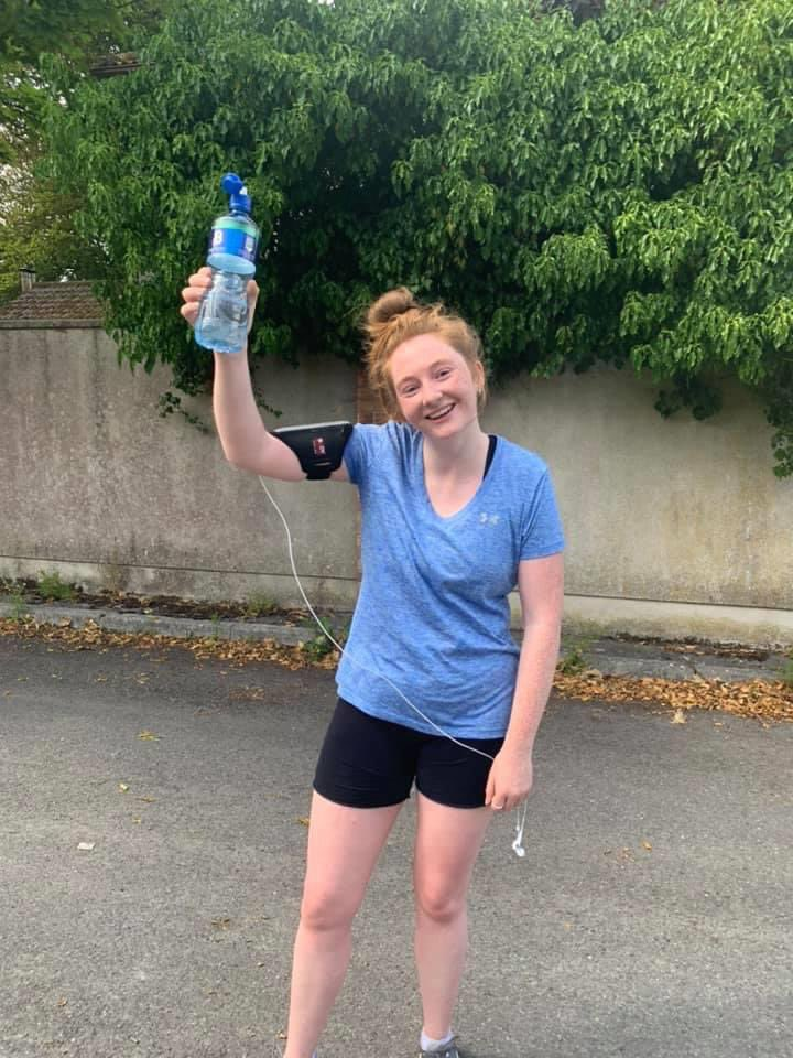 I ran half a marathon today (21km) to finish my challenge of running 200km for the month of May to raise funds for @PietaHouse. Thank you to everyone who supported me, sent encouraging messages and donated. https://t.co/9El9XVKVz0 ❤️ https://t.co/44YfBfCjm1