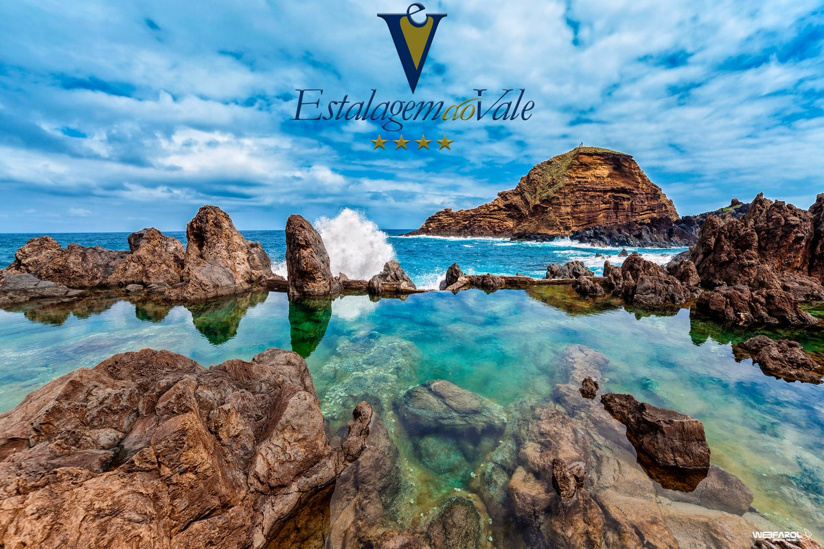 Nature is...  Book with us for the New year!!  #estalagemdovale #saovicente #madeiraisland #easter #willallbefine https://t.co/GXx22IWopV