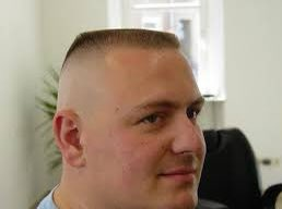 "The funniest thing about all this, is that right wingers can't fall back on their ""just obey the law"" stance because just two weeks ago they were out breaking the law and catching COVID just to get these shitty hair cuts:"