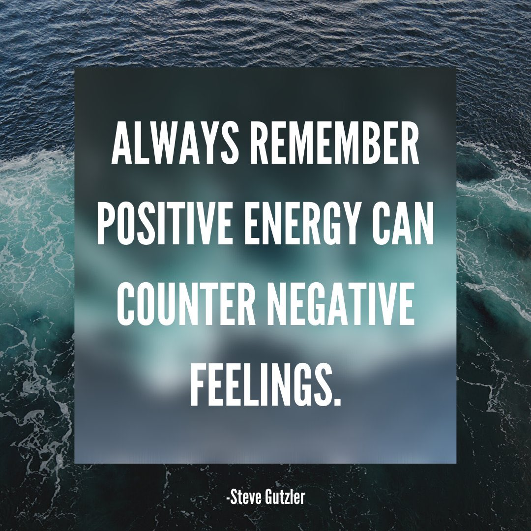 Bring someone positive energy today! #EmotionalIntelligence #SundayMotivation #Leadership https://t.co/2KmBJoqXX6
