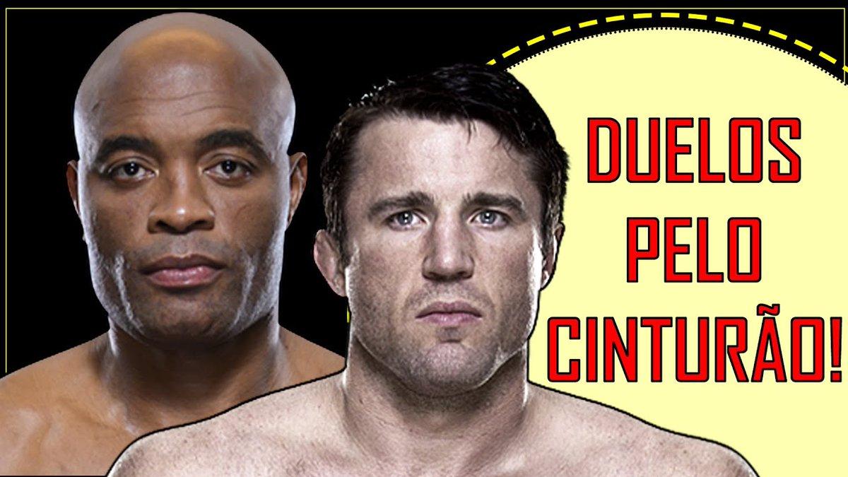 TOP 5 MAIORES DISPUTAS DE CINTURÃO DO UFC!  Só lutão! Alguns clássicos ficaram de fora.  Link: https://t.co/e2EqHtcpJP  SE INSCREVA NO CANAL DO MMA PRIDE BRASIL NO YOUTUBE! É DE GRAÇA: https://t.co/BBxc8U4SoM  INSTAGRAM: https://t.co/YmCKubJvhf  #MMA #UFC #UFCnoCombate https://t.co/DptwQXGwuD