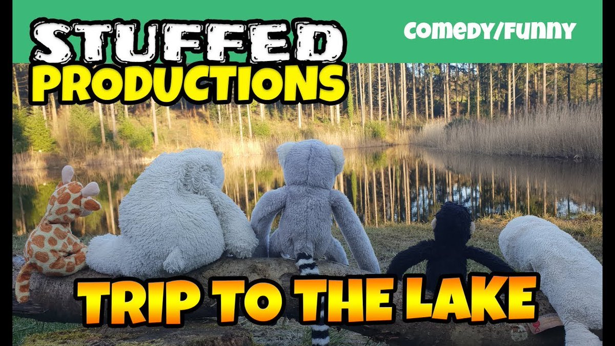 What A Lovely Day Out To The Woods! Watch Now! https://t.co/Rit0jqgBoj  #Plush #Lake https://t.co/8TVzEfQwku