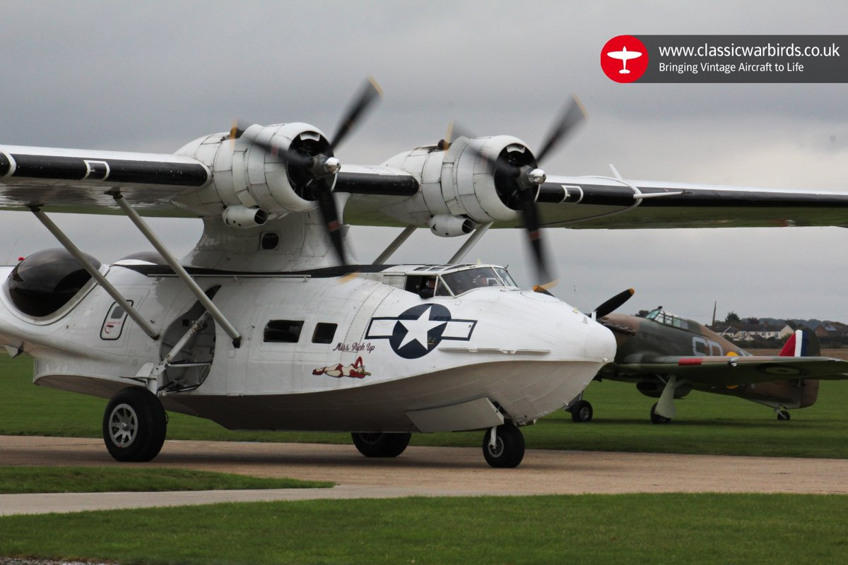 Consolidated PBY Catalina at the #IWMDuxford. #aviation #aircraftpic.twitter.com/klFwUv7TTi