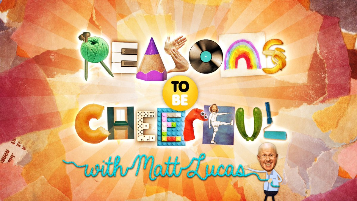 This evening @suziruffell and @russell_kane will be making an appearance on @RealMattLucass Reasons To Be Cheerful, celebrating all the things keeping them going through lockdown! 6:45pm @Channel4 ow.ly/gaba50zU6VS