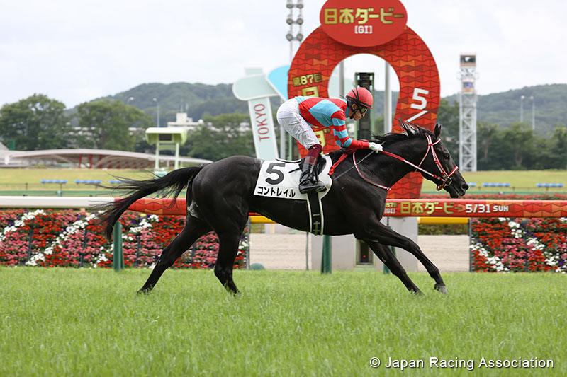 Contrail – Tokyo Yushun – Japanese Derby 2020