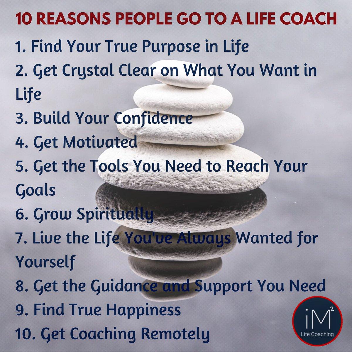 Benefits of having a #lifecoach  #lifecoaching #life #lifecoachingtips #lifecoaches  #goals #strategy #selfdevelopment #selfcare #self #selfworth #selfmade #selfawareness #lifecoachinghappiness #coachlife #imsquaredlifecoaching #selflove #purpose #goalspic.twitter.com/yBAzRjOE9G