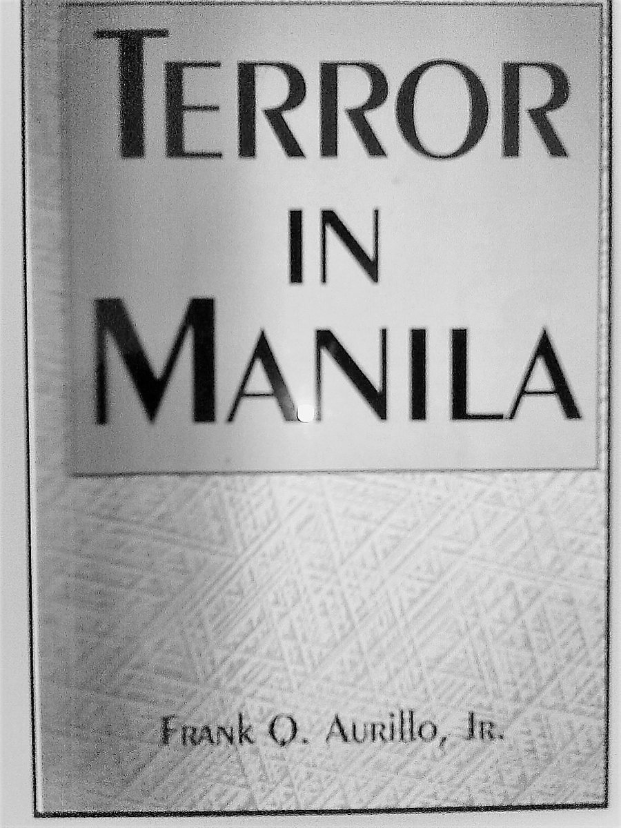 BOOK OF THE DAY -- May 31st  Temporarily FREE: https://forums.onlinebookclub.org/shelves/book.php?id=349719…  Terror In Manila by @QaJr   Has earned a perfect 4/4 by the http://OnlineBookClub.org Review Team!!  FREE for everyone!  #HistoricalFiction #TimeTravel #Action #Adventure #FreeBookpic.twitter.com/BMrb6cFTrz