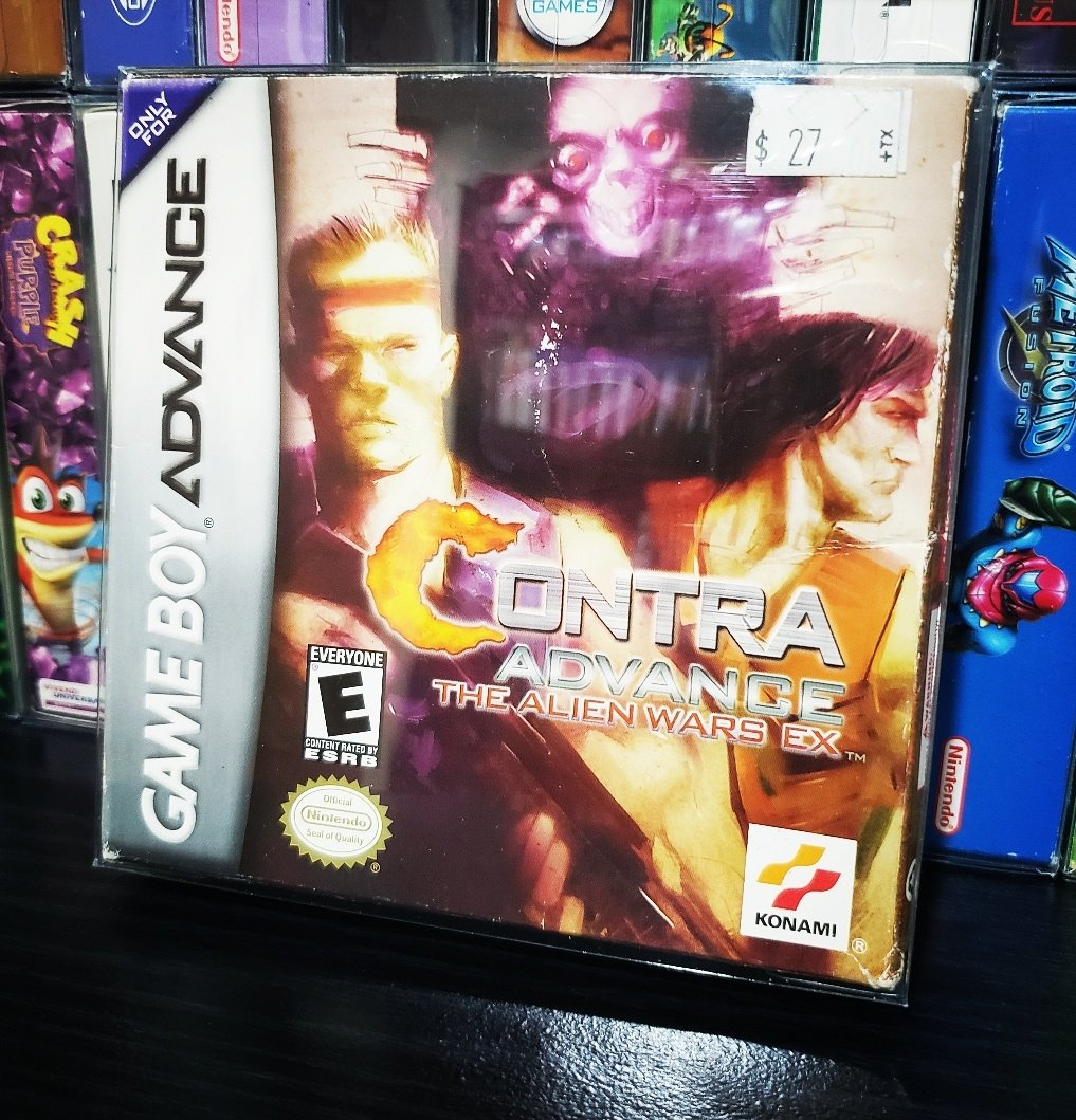 One of the few GBA that took me a while to complete. Bought the manual and the box few years back. And just got the game last year.  Do you have any game that took you a bit of time to complete?  #GBSunday #CIBSunday #GamersUnite #ShareYourGames https://t.co/lm1goF3GqB