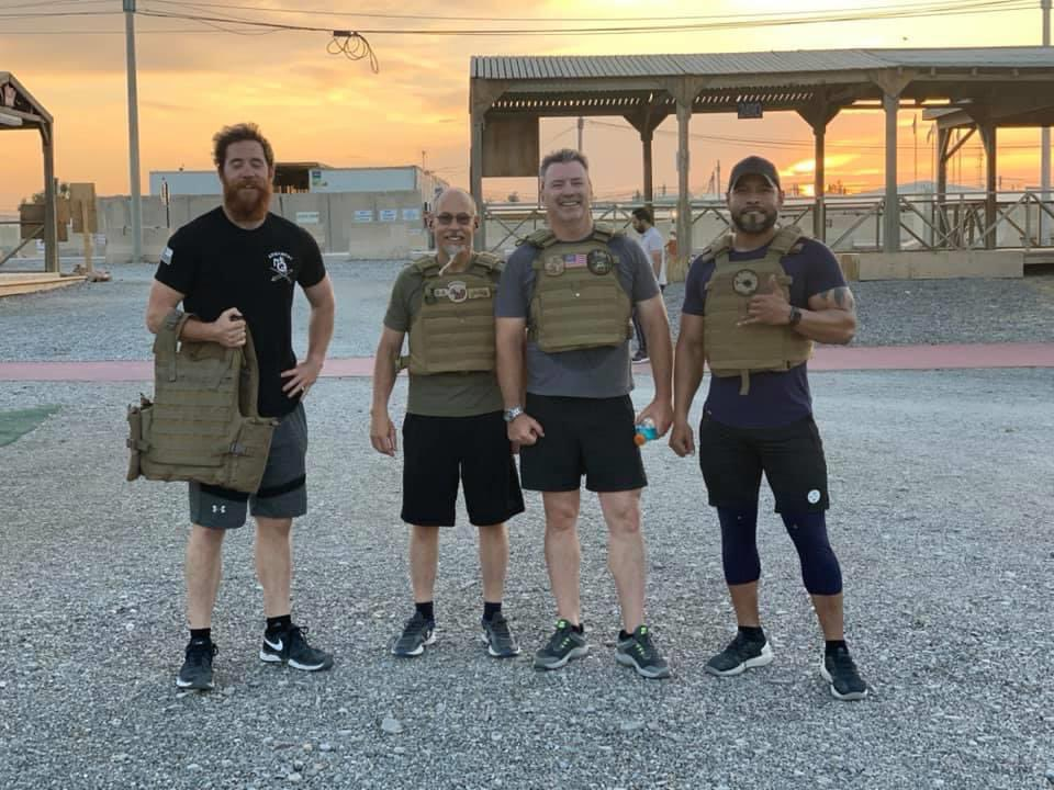 What a morning this turned out to be! The Murph Challenge was challenging but definitely an awesome experience!   #wod #squats #weightedvest #murphchallenge2020 #honorthefallen #weightloss #fitness #themurph #challengeaccepted #memorialdaymurph #herowod #fitnessmotivationpic.twitter.com/T8iwOEbLR9