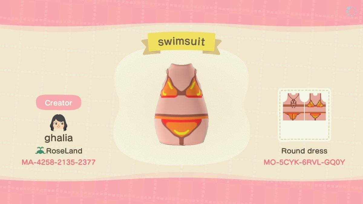 summer wear! lol #AnimalCrossing #ACNH #NintendoSwitch