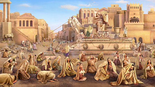 God Sees the Sincere Repentance Deep in the Ninevites' Hearts  🔗Read:https://t.co/JsLfqt1hju #LastDays #Lord #return  #Christian #Repent @JeddiaG @audiN_eninaJ @ParinaLorena @khrissmclynbm https://t.co/HPfu6gQLDn