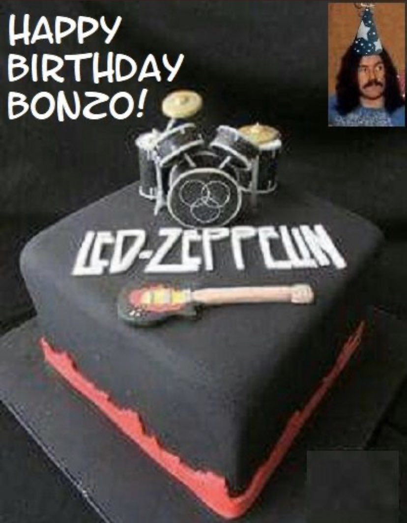 Happy Birthday to the finest rock drummer of all time. Bar none. Love this man ❤️ https://t.co/VrXg5K7GJ4