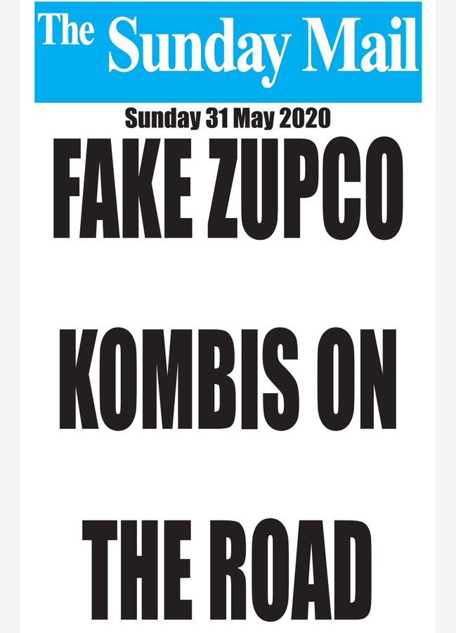 Fake ZUPCO