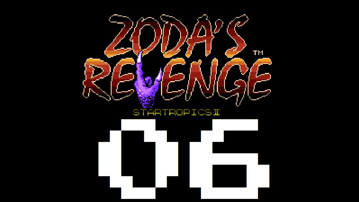 It's Part 6 of Zoda's Revenge: StarTropics II!  https://t.co/9pvcppiigw  #gaming #retrogaming #GamersUnite https://t.co/teEC27LvsB