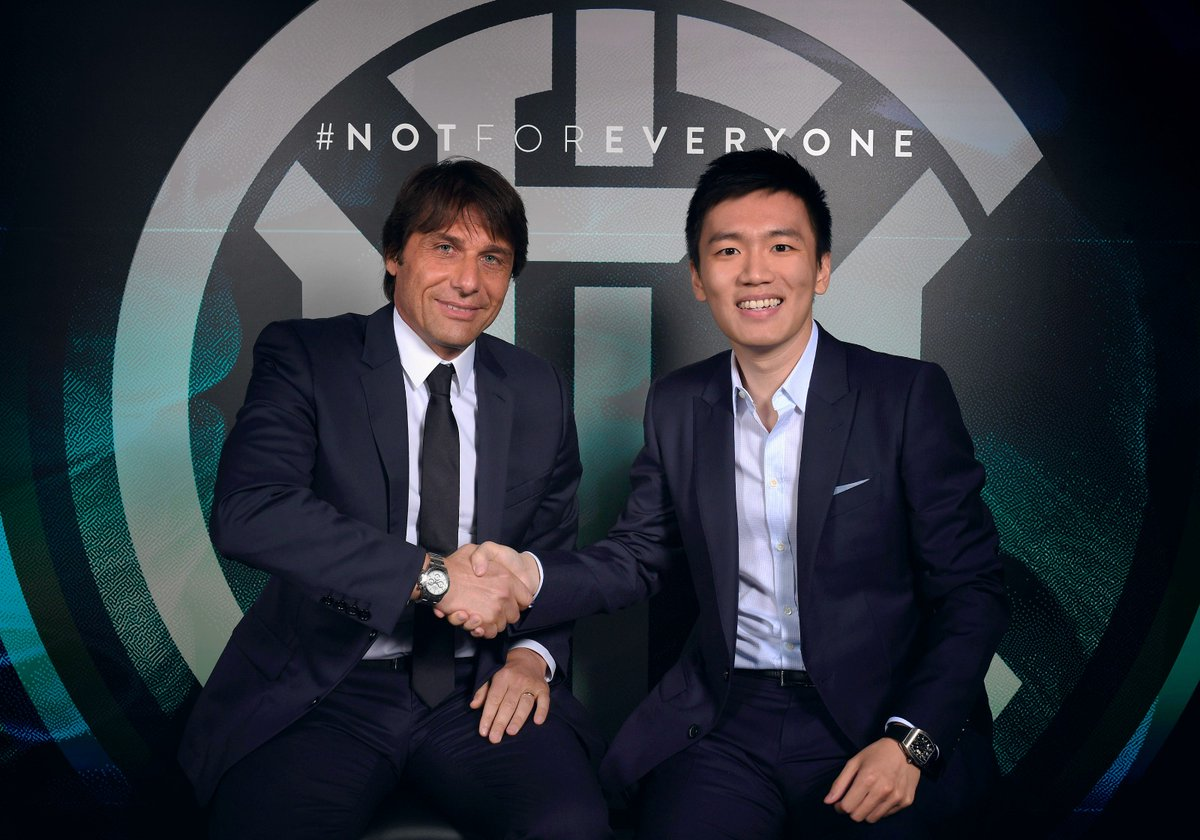 ⚫🔵 | ANNIVERSARY  One year of Nerazzurri passion. Let's relive Antonio Conte's first year at Inter together  👉 https://t.co/VANDm2JkNN  #ForzaInter #FCIM https://t.co/oYb2ZCbGAJ